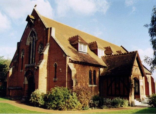 St Augustine, Aldershot