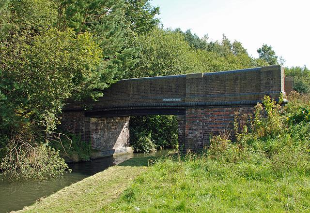 Grazebrook Arm Bridge