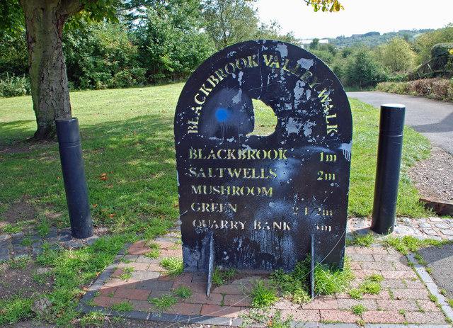 Blackbrook Valley
