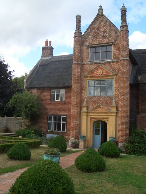 Old Hall, South Burlingham