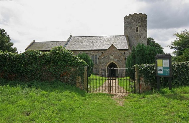 St Margaret, Hardley Street, Norfolk