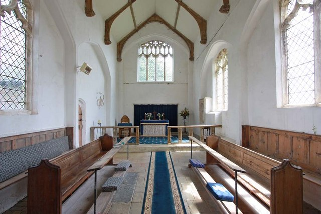 St Margaret, Hardley Street, Norfolk - Chancel