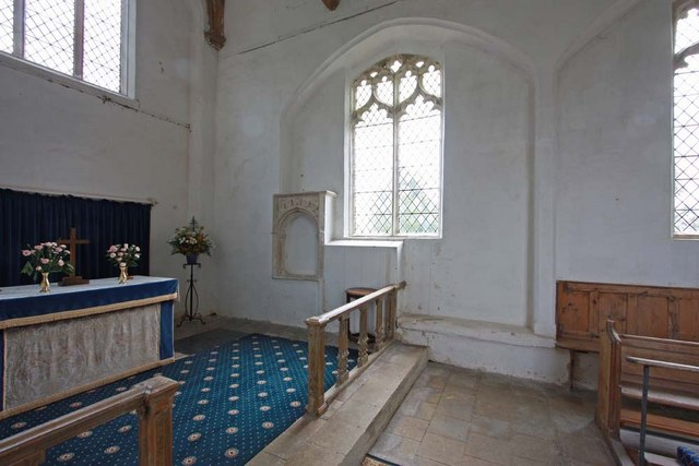 St Margaret, Hardley Street, Norfolk - Sanctuary