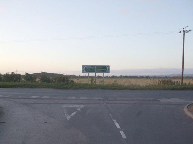 Cliffe Lane Junction