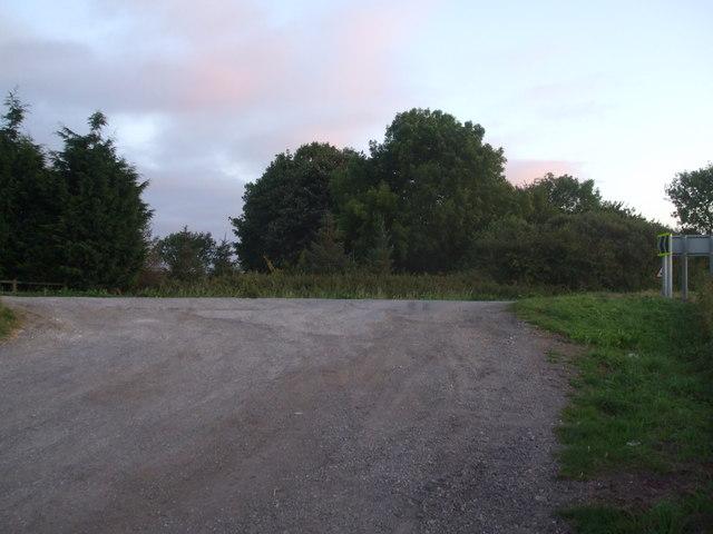 Park Farm Lane Junction