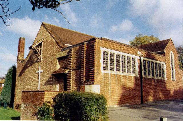 Church of The Ascension, Aldershot