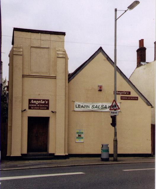 Former church of St Alban, Aldershot