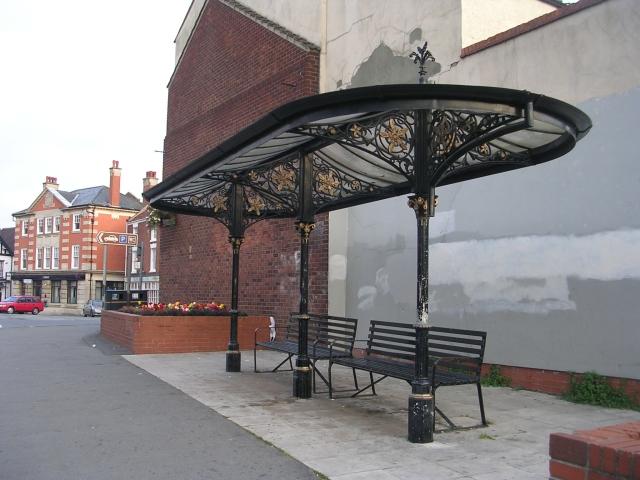 Seats & Shelter - Market Lane