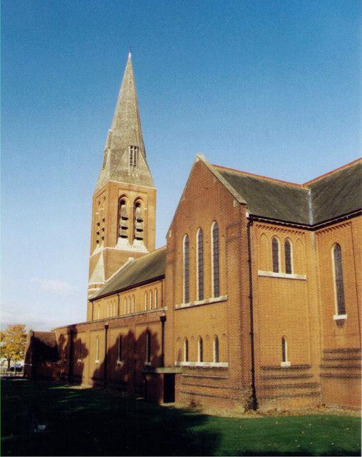 St Michael & St George, Aldershot