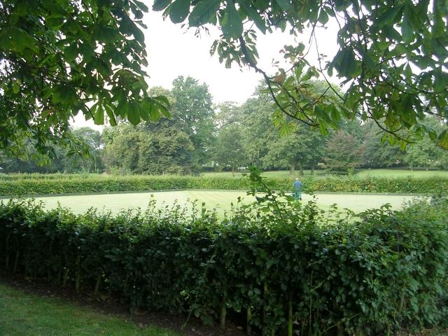 Bowling Green - Baysgarth Park
