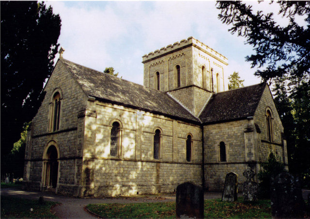 St John the Baptist, Cove