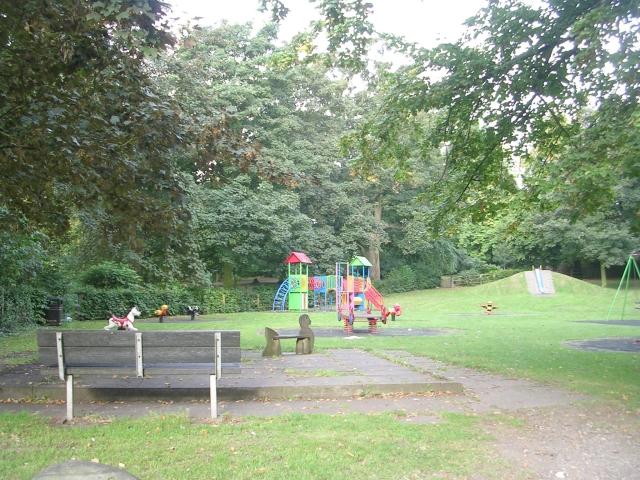 Playground - Baysgarth Park
