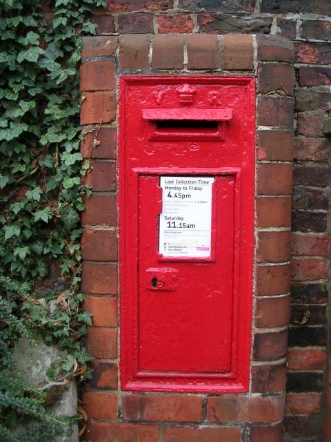 Victorian Post Box - Beck Hill