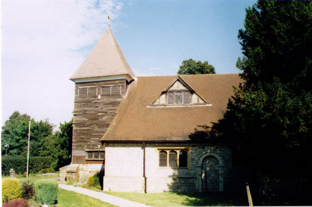 St Peter, Farnborough