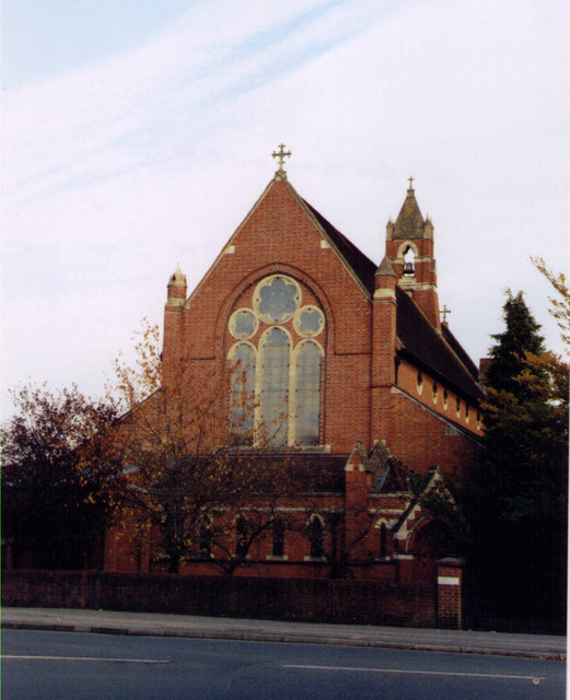 St Mark, Farnborough