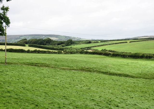 Farmland West of Llanddewi