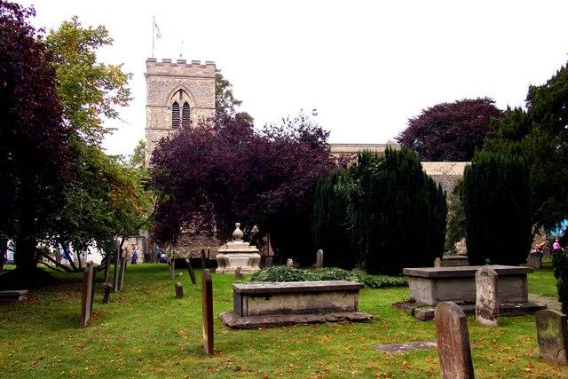 St Giles Church in Oxford