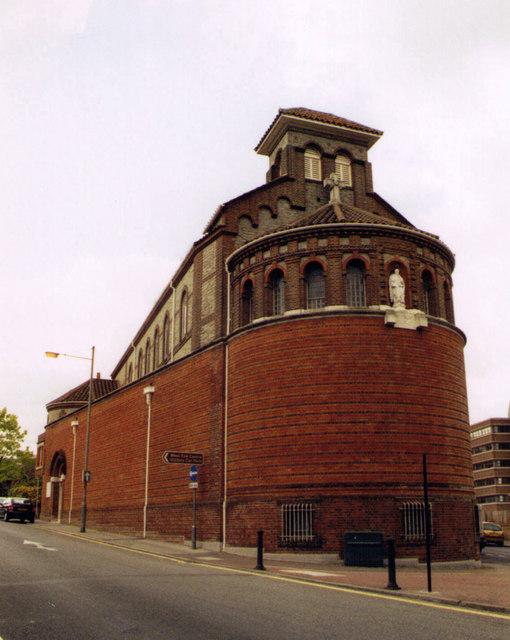 St Joseph, Aldershot