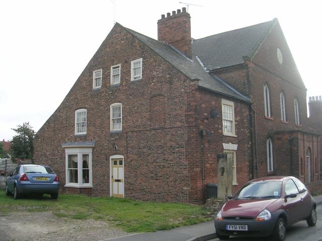 Chapel Manse - Chapel Lane