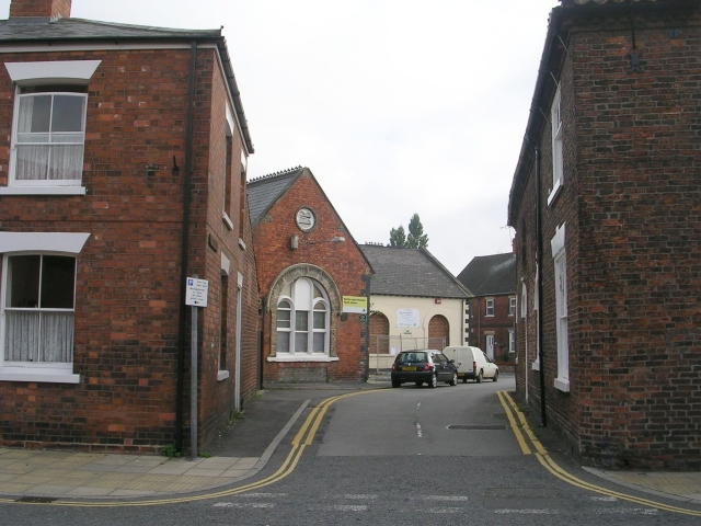 Maltby Lane - High Street