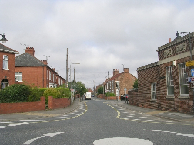 West Agridge - viewed from High Street