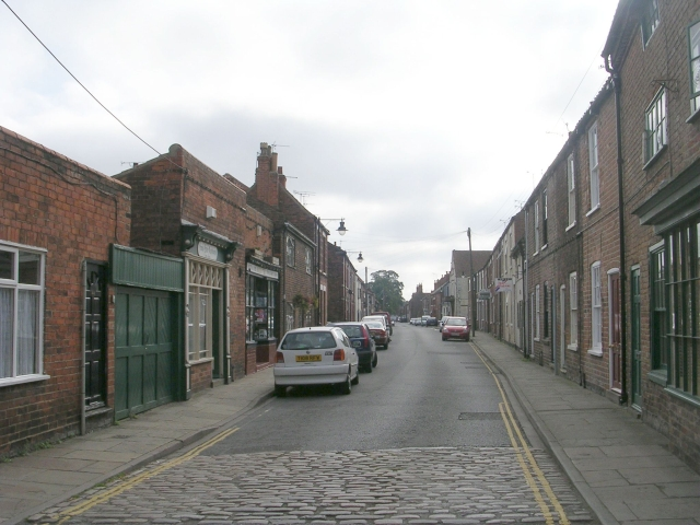 Newport Street - Fleetgate