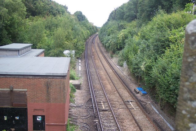 Railway to Canterbury East