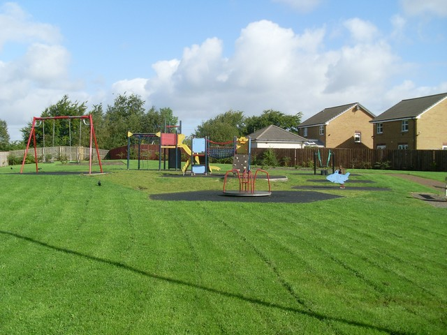 Playpark by Kilpatrick Drive