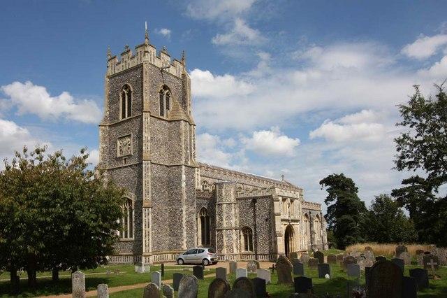Holy Trinity, Loddon, Norfolk