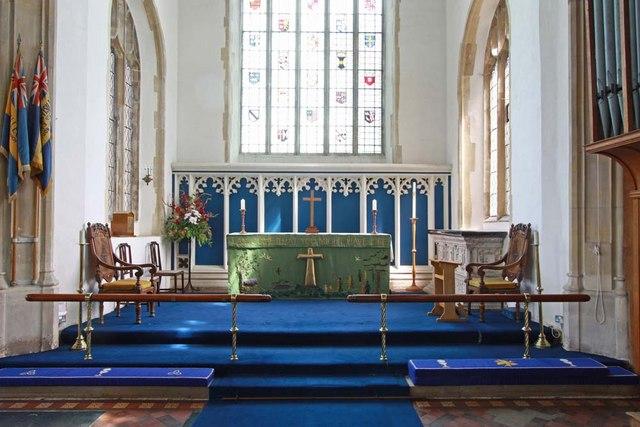 Holy Trinity, Loddon, Norfolk - Sanctuary