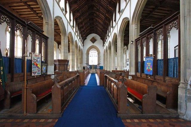 Holy Trinity, Loddon, Norfolk - West end