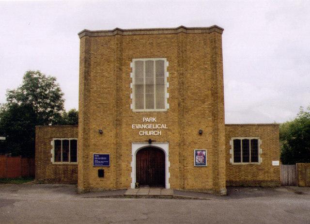 Park Hall Evangelical Church, Aldershot