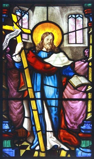 Holy Trinity, Loddon, Norfolk - Window