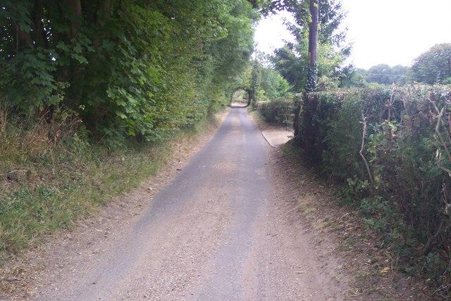 Pickelden Lane