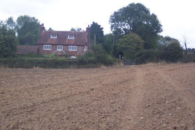Footpath to Pickelden Lane