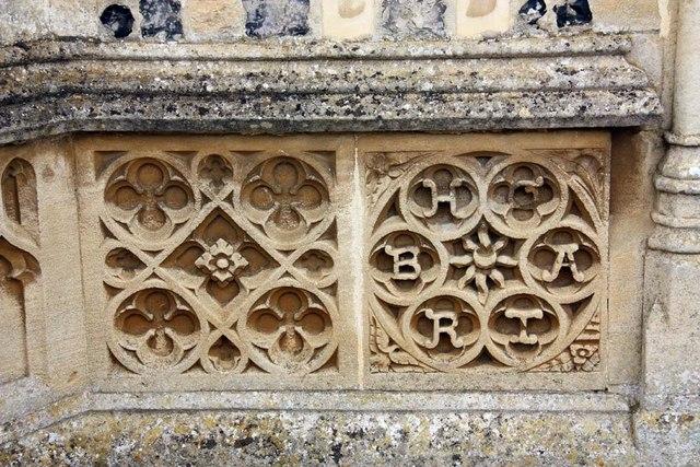 Holy Trinity, Loddon, Norfolk - Stonework
