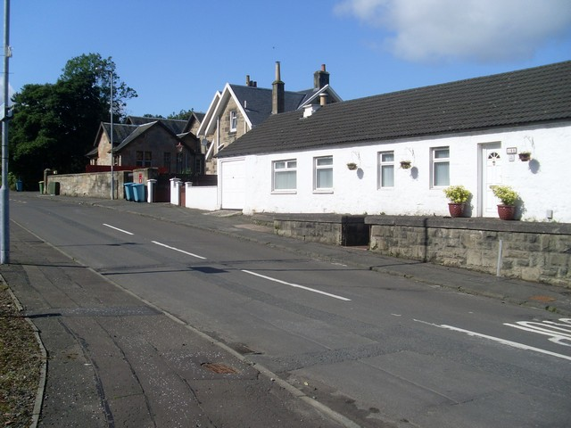 Houses in Auchinloch