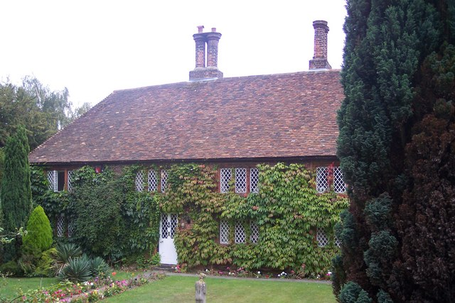 Bagham Farm House