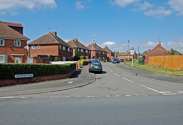 Bromford Road, Woodside