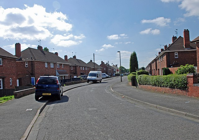 Buxton Road, Woodside
