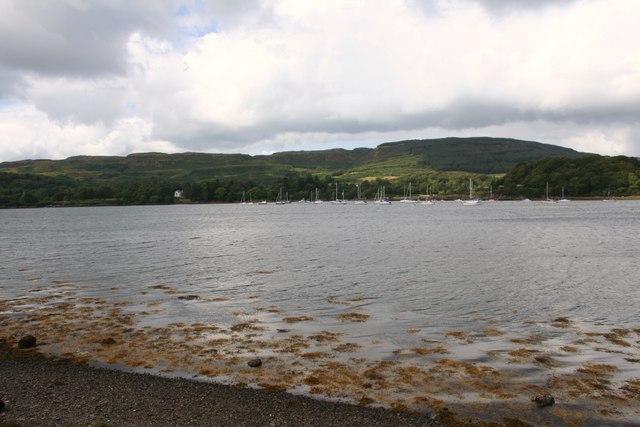 Ardentallen Bay