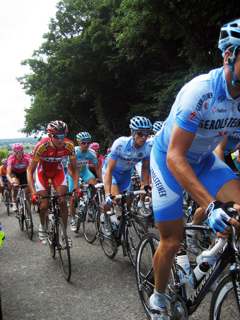 Tour De France 2007, High Street, Goudhurst