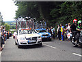 TQ7237 : Tour De France 2007, High Street, Goudhurst by Oast House Archive