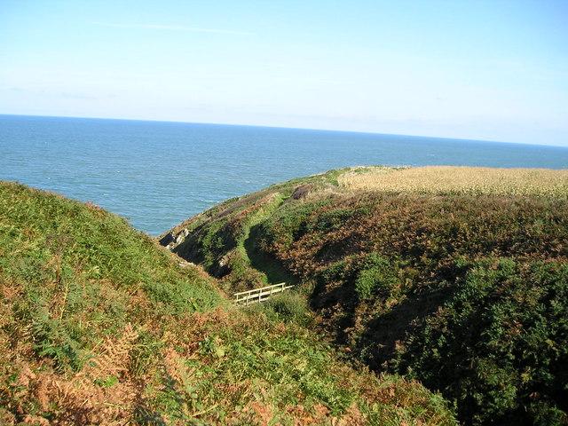 New coast path