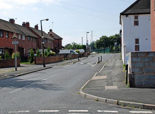 Crossgate Road, Woodside