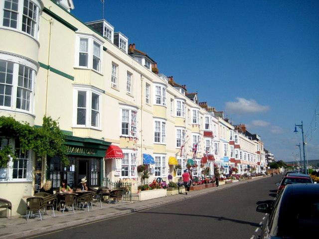 Brunswick Terrace - Weymouth