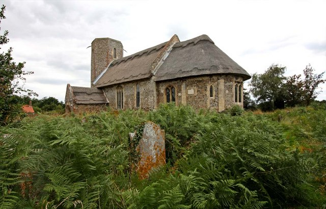 St Gregory's Church, Heckingham, Norfolk