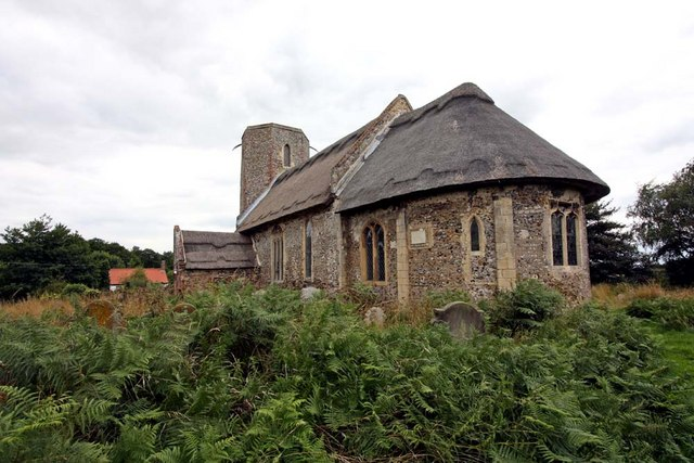 St Gregory's Church, Heckingham, Norfolk