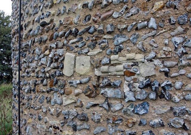 St Gregory's Church, Heckingham, Norfolk - Stonework