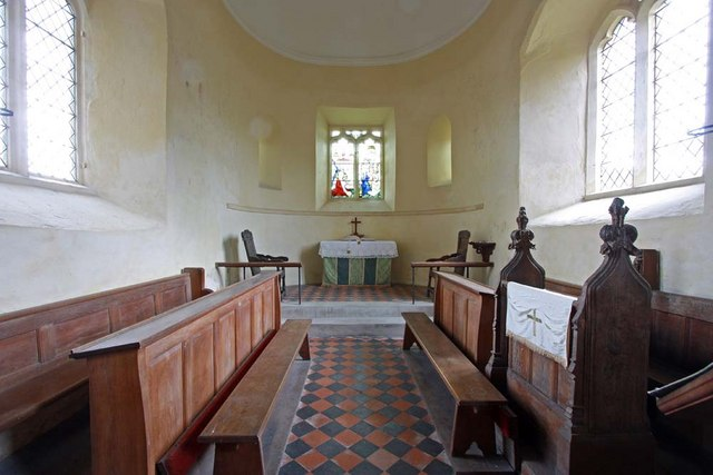St Gregory's Church, Heckingham, Norfolk - Chancel